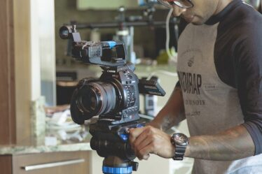 Sony a6300 Product Photography For A Film.
