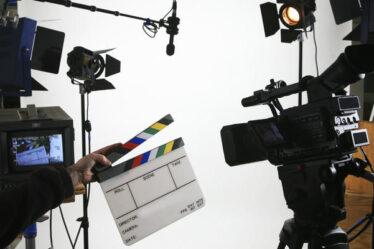 A Complete Film Making Setup.
