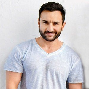 An Image of Saif Ali Kahn - Famous Bollywood Actor.
